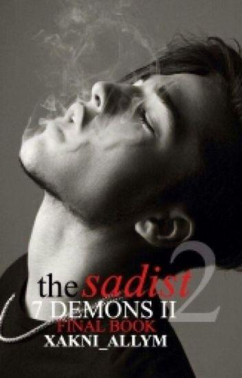 The Sadist 2 Final Book