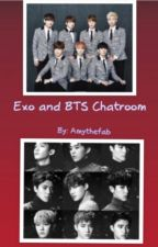 Exo and BTS Chatroom [COMPLETED] by Amythefab