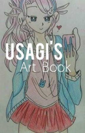 Usagi's Art Book by usagi_no_baka