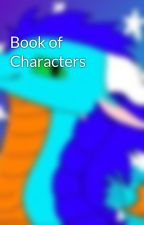Book of Characters by River748