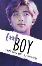 fxxk boy | jikook by kpopwyd