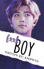 fxxk boy | jikook by kpopwyd