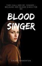 Blood singer  by CeceCurlz