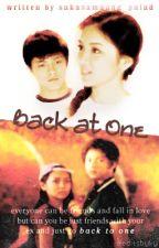 Back at One (KathNiel) by sakasamaang_palad