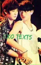 EXO texts by kenta_bean