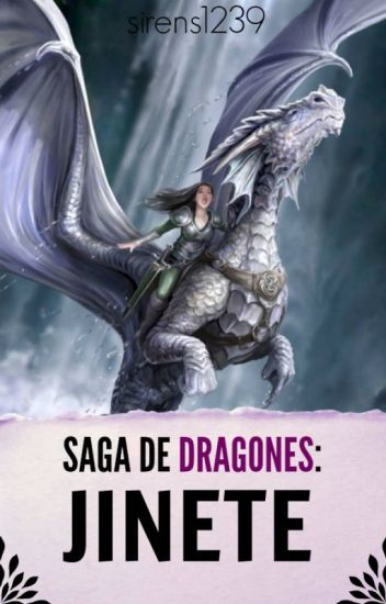 Saga de Dragones: Jinete TERMINADA PRIMERA TEMPORADA
