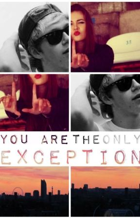 You Are The Only Exception // N.H. PL by libertatum