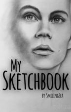 My Sketchbook by SmilingSea