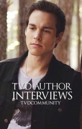 The Vampire Diaries | Author Interviews by TVDCommunity