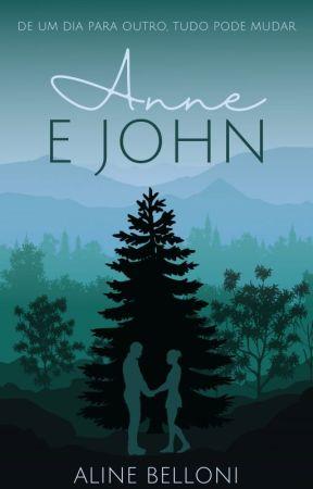 Anne e John [DEGUSTAÇÃO] by AlineBelloni