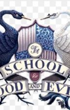 Princess Of Camelot Attends The School For Good And Evil by CT-5445