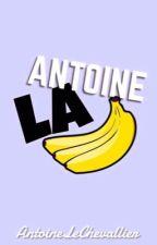 Antoine la banane by Ansnow