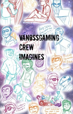 VanossGaming Crew Imagines by _Death_Gamer_Girl