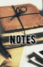 Notes || Tardy by synonymxforxme