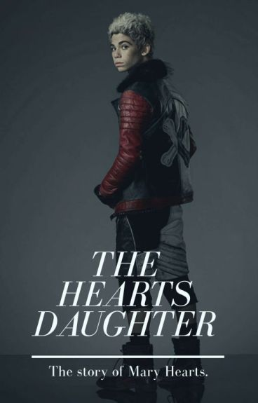 The Queen Of Hearts Daughter (Carlos De Vil Love Story)