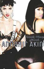 Annahir Akino by Female__Weezy