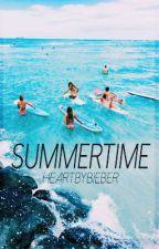 Summertime ❁ Justin Bieber   by heartbybieber