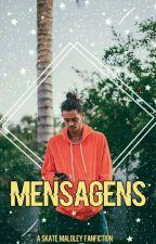 Mensagens || Nate Maloley by GBregantim
