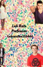 Lab Rats Preferences  by labratsfan333444