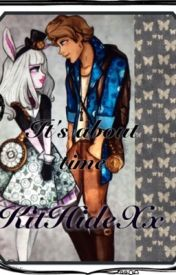 It's about time: A Bunny and Alistair Fan Fiction by KitHideXx