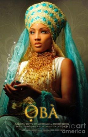 The legend of Oba (Book 1 Of The Royal Blood Series) by LuluMulmix