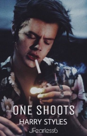One Shoots Harry Styles