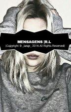 Mensagens || R.L by _langr_
