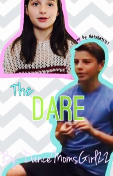 The Dare| Brannie|COMPLETED