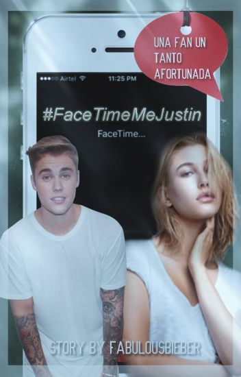 #FaceTimeMeJustin - jb