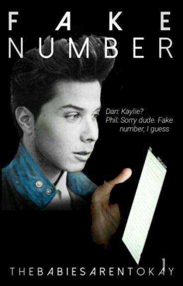 Fake Number: A Phanfiction