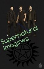 Supernatural Imagines by dean_loves_beer