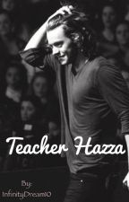 Teacher Hazza [HS] by InfinityDream10
