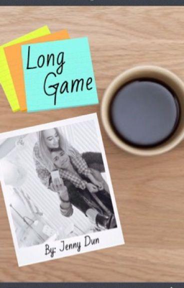 Long Game: A Joshaya Fanfic