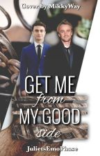 Get Me From My Good Side (A Drarry FanFiction) by JulietsEmoPhase