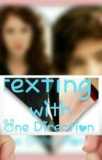 Texting with One Direction by California-girl18