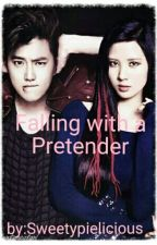 Falling With A Pretender by sweetypielicious