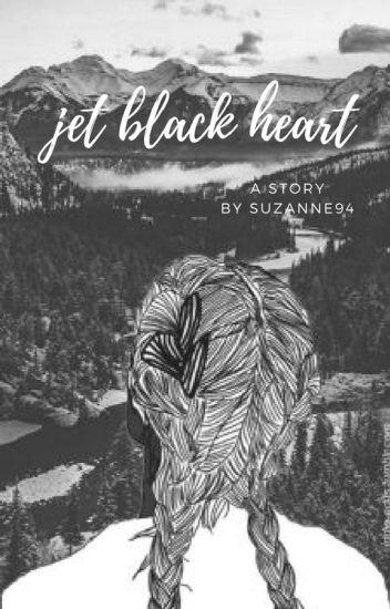 jet black heart; horan✔