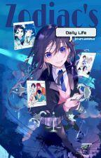 Zodiac's Daily Life by jeavanna