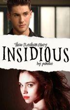 Insidious ✖ Theo Raeken by poncka