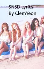 GIRLS' GENERATION French Lyrics by ClemYeon