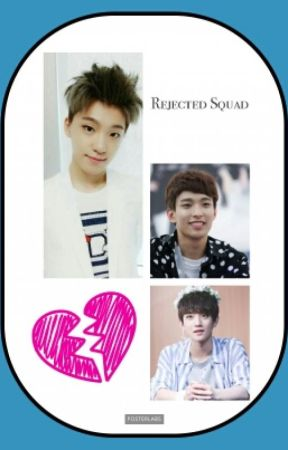 Rejected Squad (Seventeen Joshua, Dk, And Dino) by Canadian_Kpop
