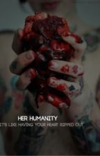Her Humanity ⇒ Katherine Pierce (TVD) by Insanity69