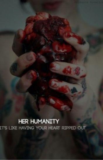Her Humanity ⇒ Katherine Pierce (TVD)