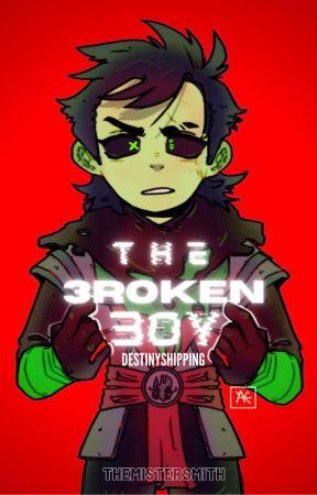 The Broken Boy [Ninjago] by Randy-Smith