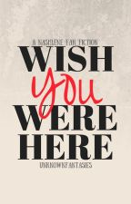 Wish You Were Here (Nashlene) by Unknownfantasies