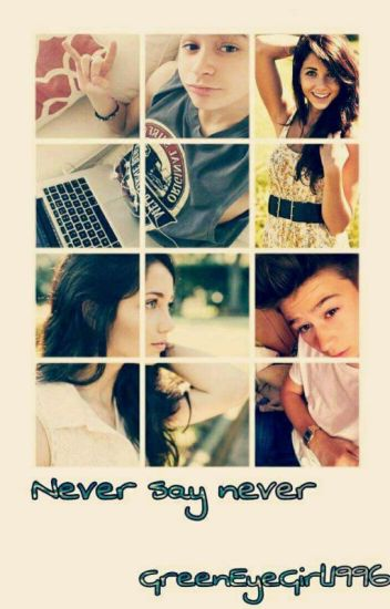 ✔ Never Say Never | L.D *book two*