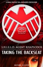 SHIELD Agent Rhapsodos: Taking the Backseat by Wayang_Silver