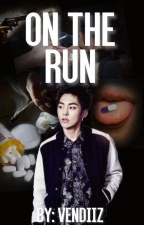 On The Run // Xiumin [Book One] by Vendiiz
