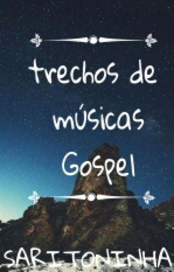 Trechos De Músicas Gospel Sara Fernanda Wattpad