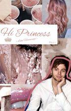 Hi, princess   L.H. by Antalyi